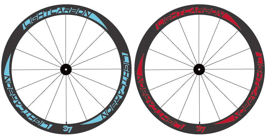 Light Carbon Wheels