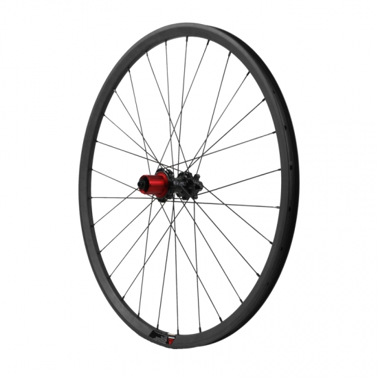 mtb carbon wheels chosen hubs