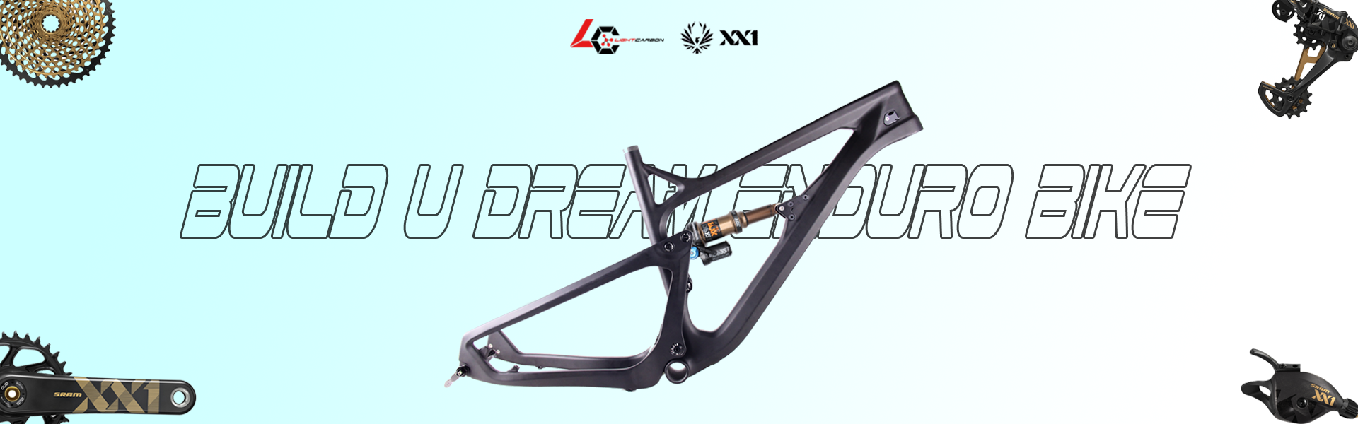 2019 vpp3 new Enduro all mountain bike frameset